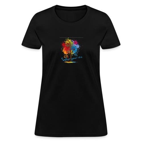tree life - Women's T-Shirt