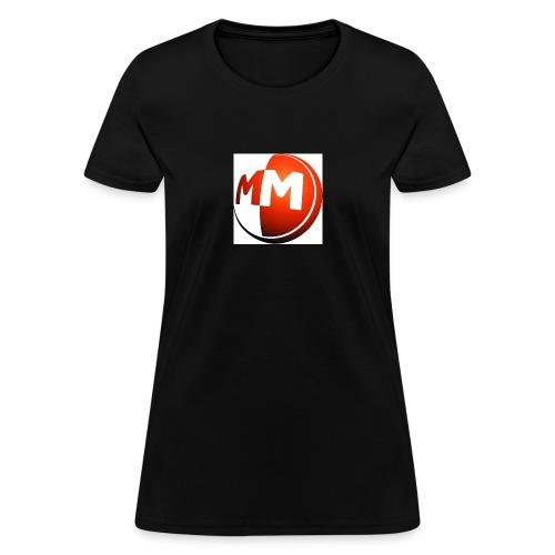 MM logo - Women's T-Shirt