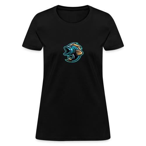 PogFish Logo Only - Women's T-Shirt