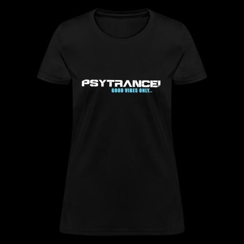 PSYTRANCE - Women's T-Shirt