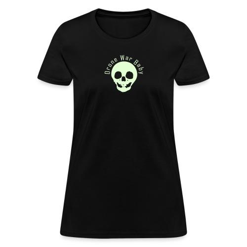 Drone War Baby Glow - Women's T-Shirt