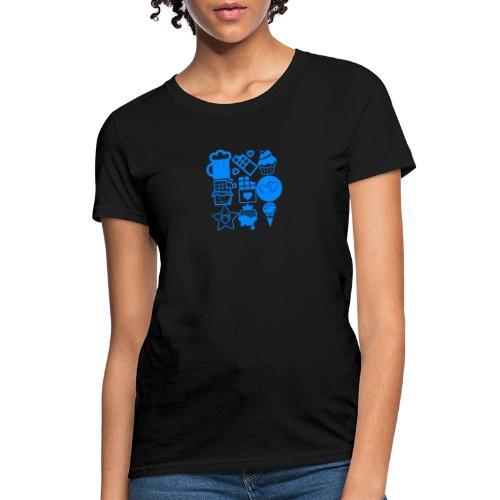CHOCOLATE - Women's T-Shirt