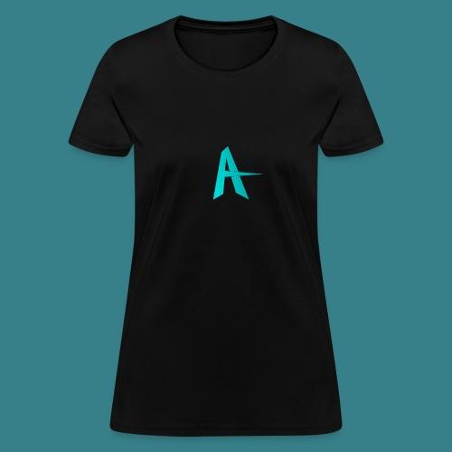 Audrew WaterBottle - Women's T-Shirt