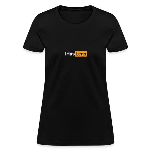 IHasLegs PH Logo - Women's T-Shirt