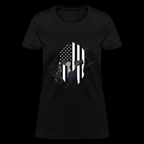 Gladiator Warrior - Women's T-Shirt