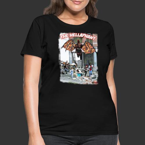 The Hellaphant Alternate Concept: Re-Issue - Women's T-Shirt