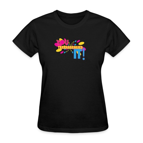 tried it - Women's T-Shirt