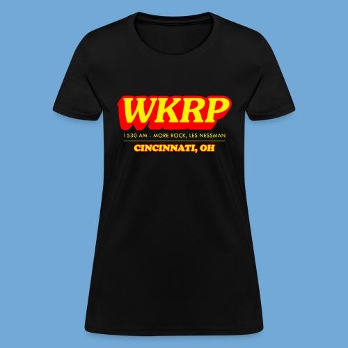 WKRP - Women's T-Shirt