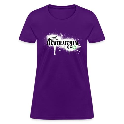 IRX Shirt front - Women's T-Shirt