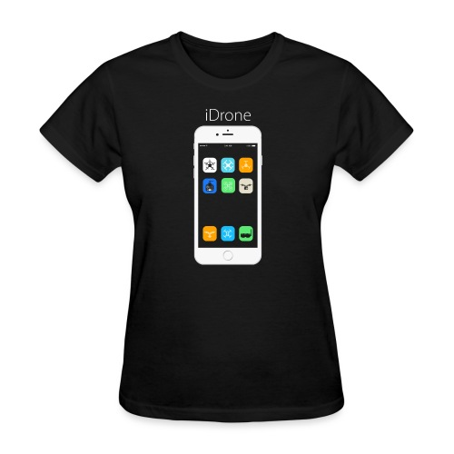 iDrone - Women's T-Shirt