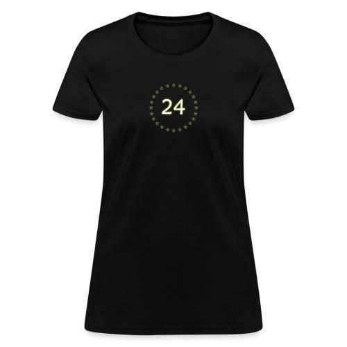 24 stars - Women's T-Shirt