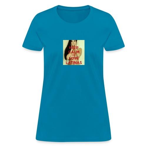 Latinas do it better - Women's T-Shirt