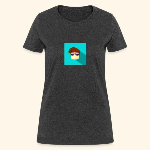 NixVidz Youtube logo - Women's T-Shirt
