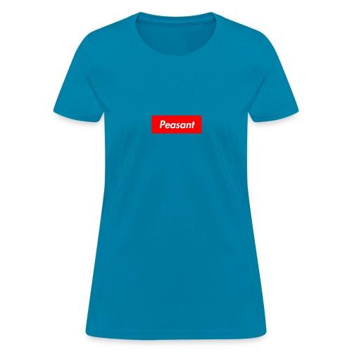 peasant - Women's T-Shirt