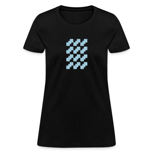 Fluid logo - Women's T-Shirt