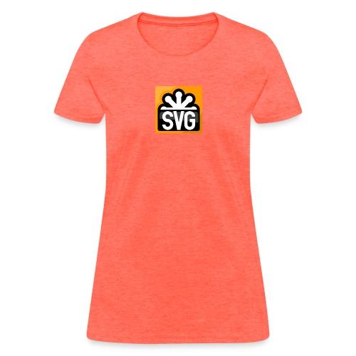 svg - Women's T-Shirt