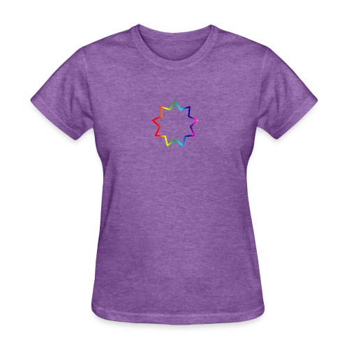 Baha´i rainbow - Women's T-Shirt