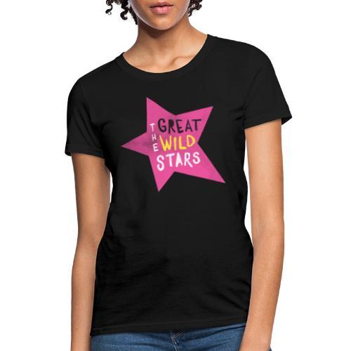 GWS: Classic Logo, Pink - Women's T-Shirt