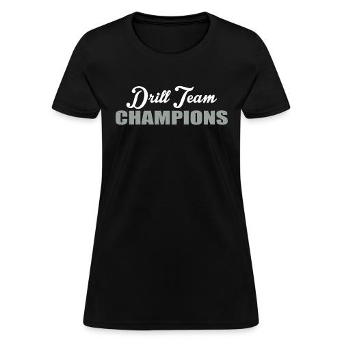 drillteam2 - Women's T-Shirt