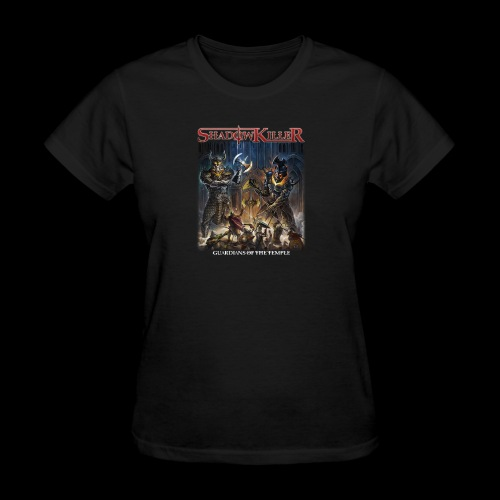 GuardiansOfTheTemple t shirt - Women's T-Shirt