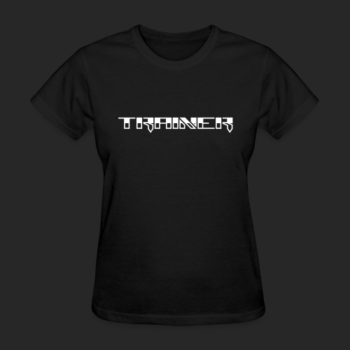 Wicked Dano Trainer Design - Women's T-Shirt