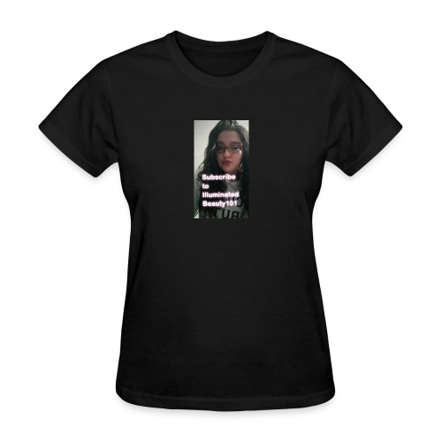 Subscribe to my channel - Women's T-Shirt