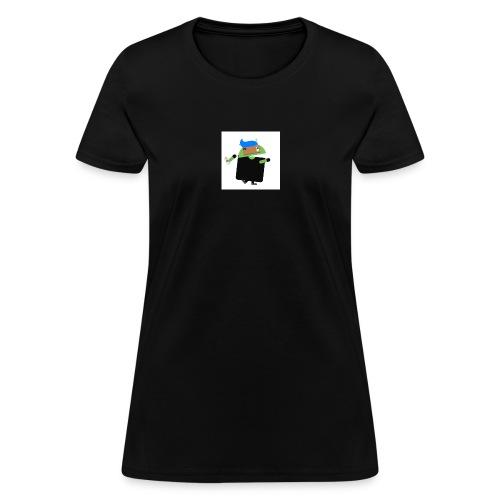 android man yo - Women's T-Shirt