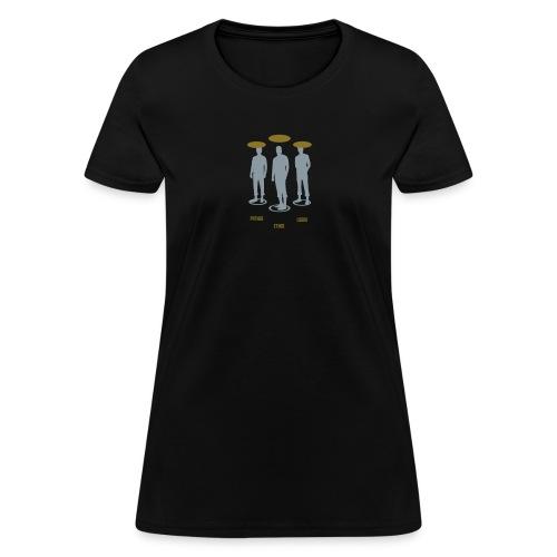 Pathos Ethos Logos 1of2 - Women's T-Shirt