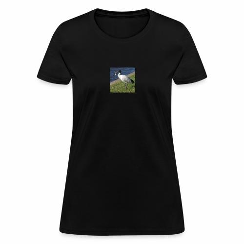 Ibis ciggie - Women's T-Shirt