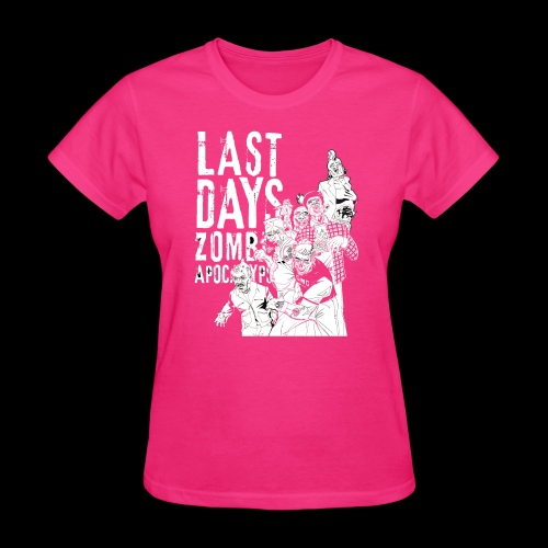 Last Days GMG Crew - Women's T-Shirt