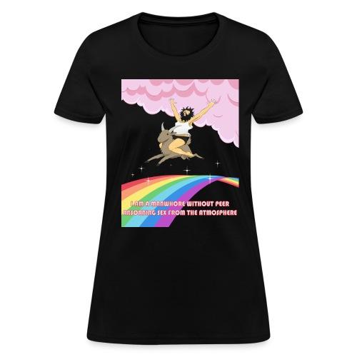 sex atmosphere - Women's T-Shirt