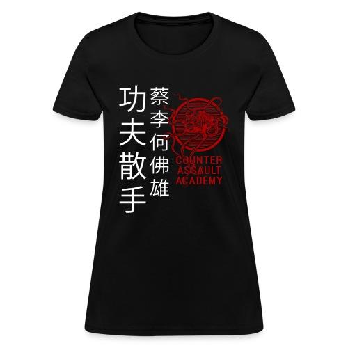 Counter Assault Academy Octopus - Women's T-Shirt