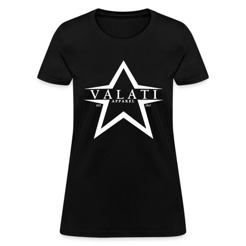 V-Star White - Women's T-Shirt