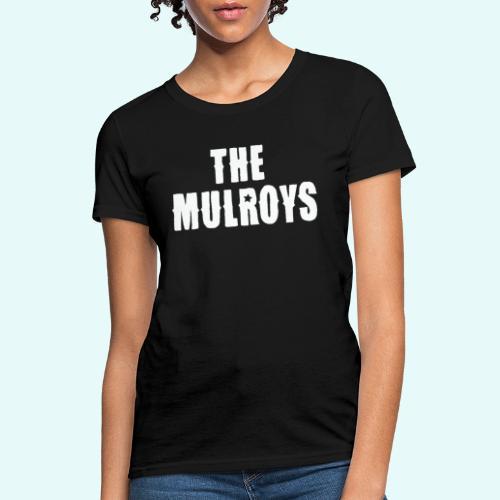 Mulroys Tee 10 white - Women's T-Shirt