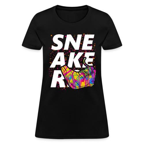 Sneaker Collection - Women's T-Shirt