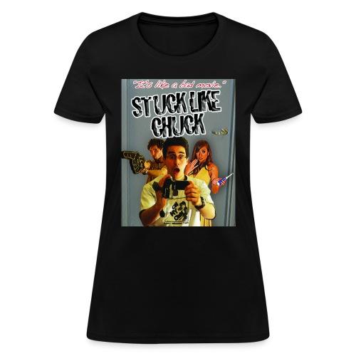 chuck - Women's T-Shirt