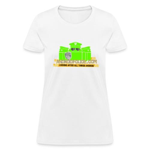 w jack Design 5 - Women's T-Shirt