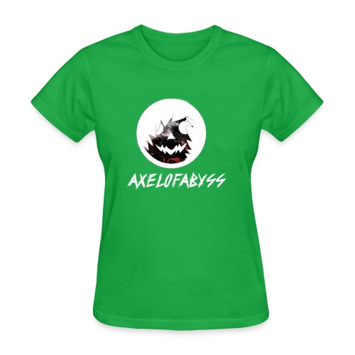 Axelofabyss Red with Nature - Women's T-Shirt