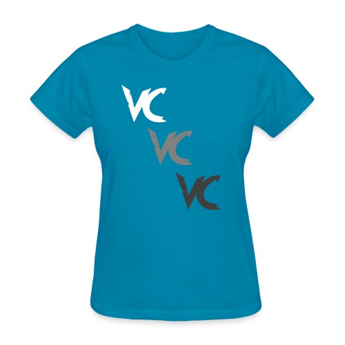 V3L0C1TY Logo Mugs & Drinkware - Women's T-Shirt