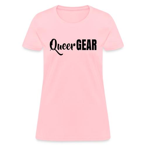 Queer Gear T-Shirt - Women's T-Shirt