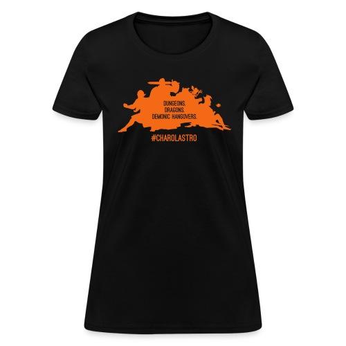 DnDUI Shirt Front - Women's T-Shirt