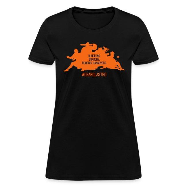 DnDUI Shirt Front