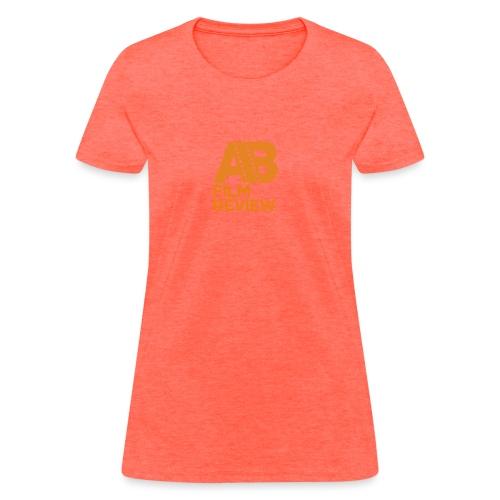 AB Film Review - Women's T-Shirt