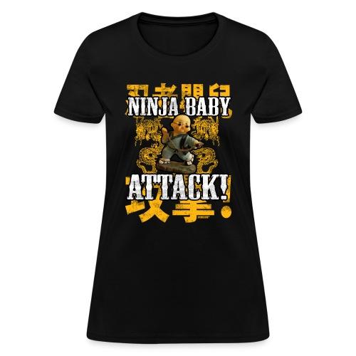 11 dnbo ninjababy2 - Women's T-Shirt