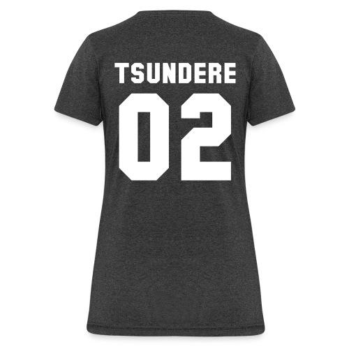 tsundere - Women's T-Shirt