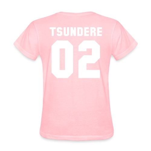 tsundere - Women's T-Shirt