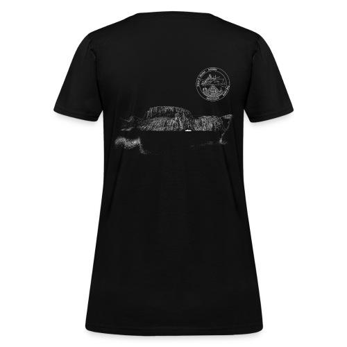 MSM66 fjord black - Women's T-Shirt