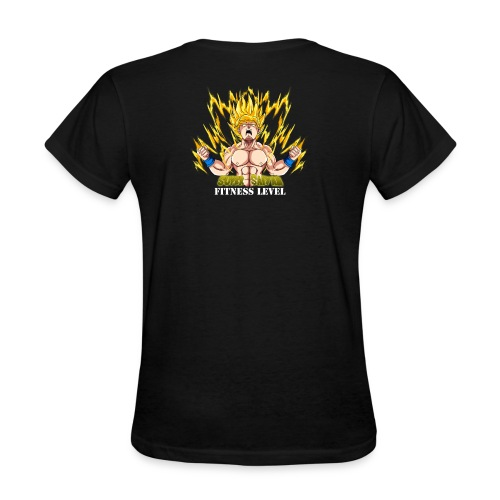 Super Saiyan Fitness - Women's T-Shirt