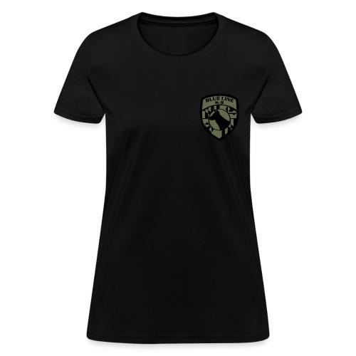 wd2 logo - Women's T-Shirt