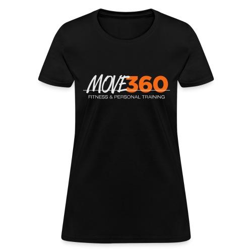 Move360 Logo LightGrey - Women's T-Shirt